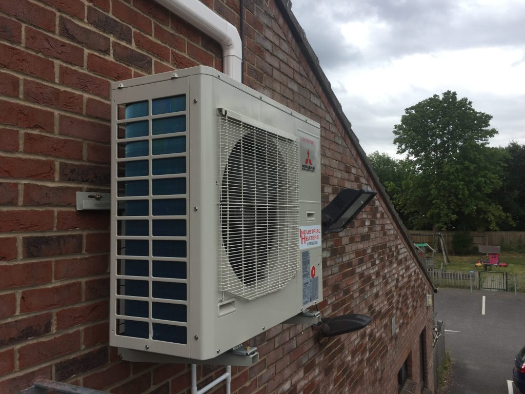 Industrial Heaters (Southern) Ltd - installation of Industrial, Commercial and Domestic Air Conditioning