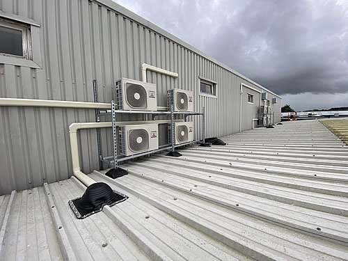 Engineering Workshop, Engineering Workshop, Installation of Air Conditioning Installation of Air Conditioning in Ferndown Dorset