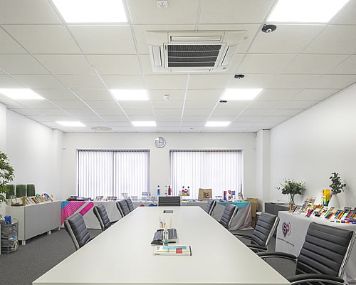 Air conditioning installation Aldershot Hampshire