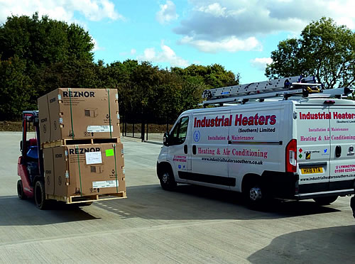 Heating & Air conditioning installation and maintenance, Hampshire and Dorset and South Coast