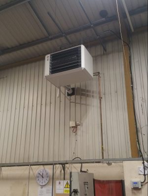 condensing Winterwarm HR high efficiency heaters Dorset